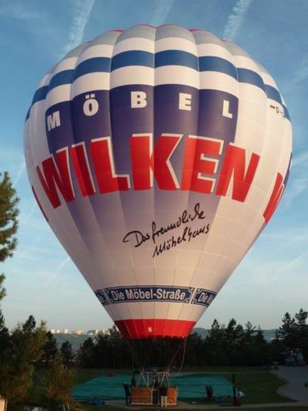 Kubicek 2015 kubicek balloons deutschland for Mobel wilken